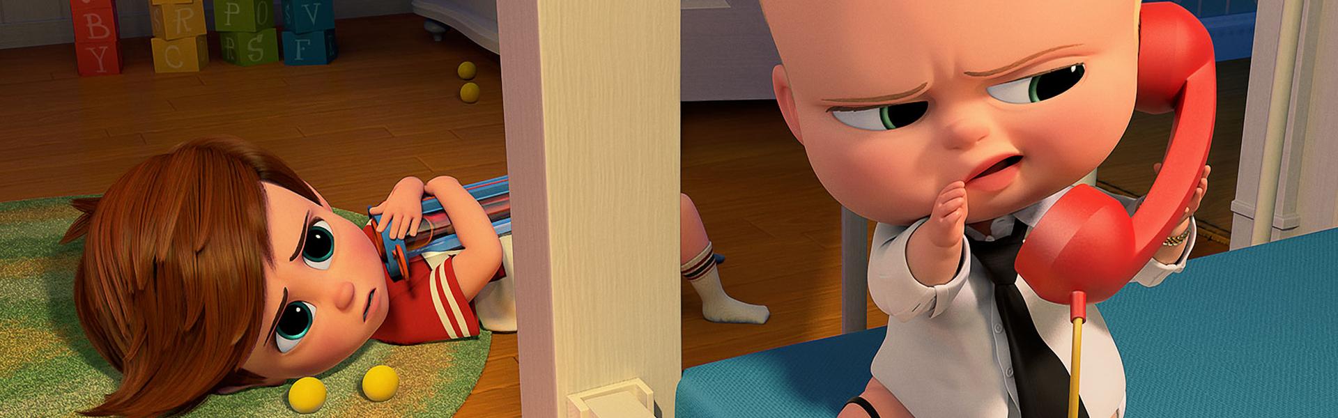 Dzieciak rządzi 3D <span>(dubbing)</span>