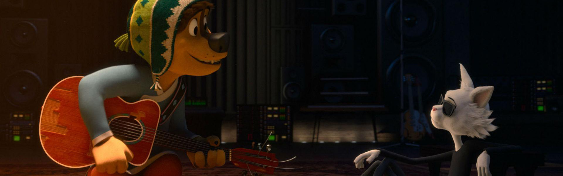 Rock Dog. Pies ma głos! 3D <span>(dubbing)</span>