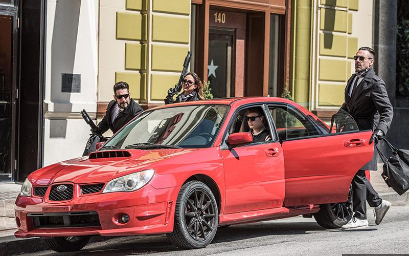 Baby Driver <span>(napisy)</span>