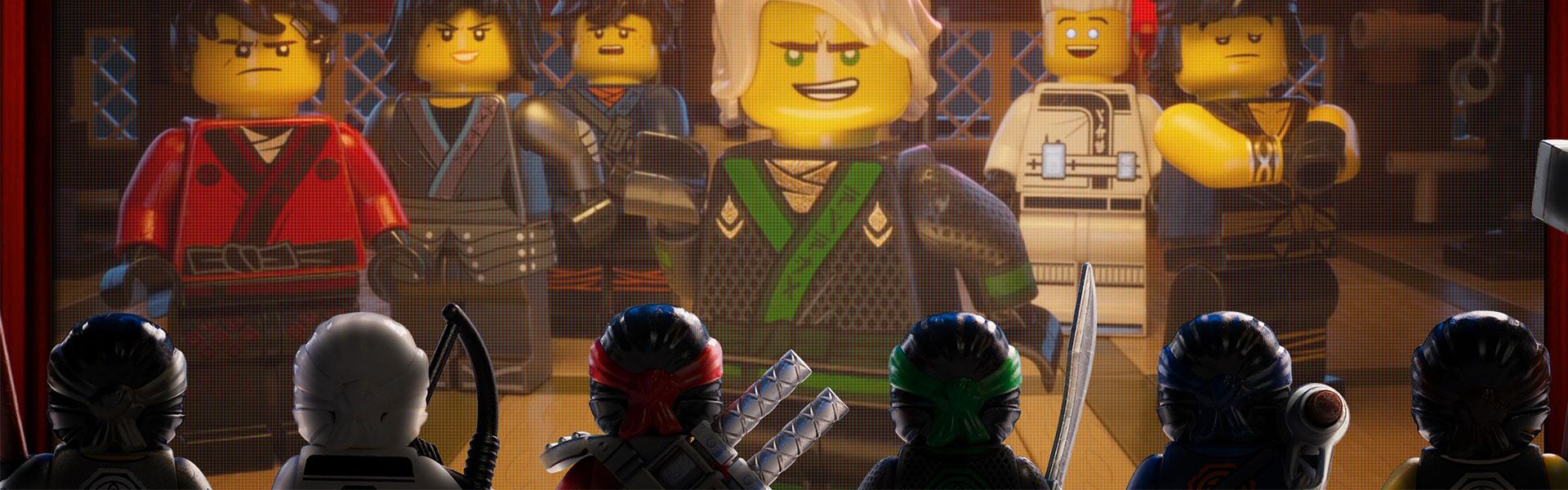 LEGO Ninjago: Film <span>(dubbing)</span>