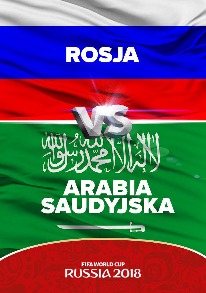 Mundial  Mecz Otwarcia Rosja Vs Arabia Saudyjska