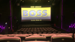 Reklama Kino Millenium