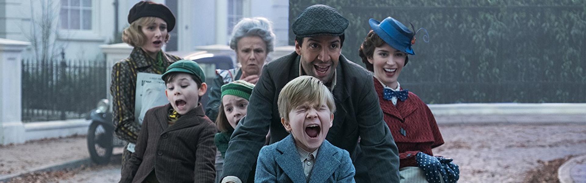 Mary Poppins powraca <span>(dubbing)</span>