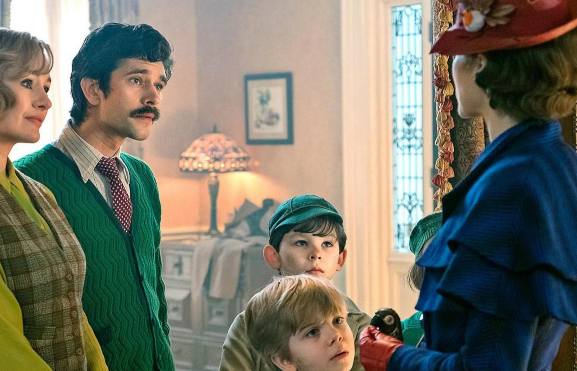 Mary Poppins powraca