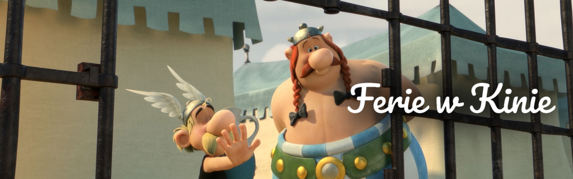 Asteriks i Obeliks. <span>Tajemnica magicznego wywaru (dubbing)</span>