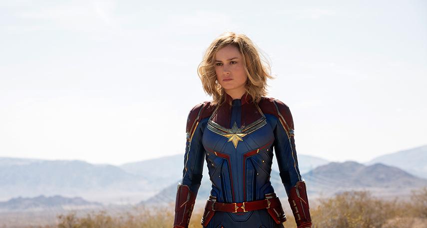 Kapitan Marvel <span>(dubbing)</span>