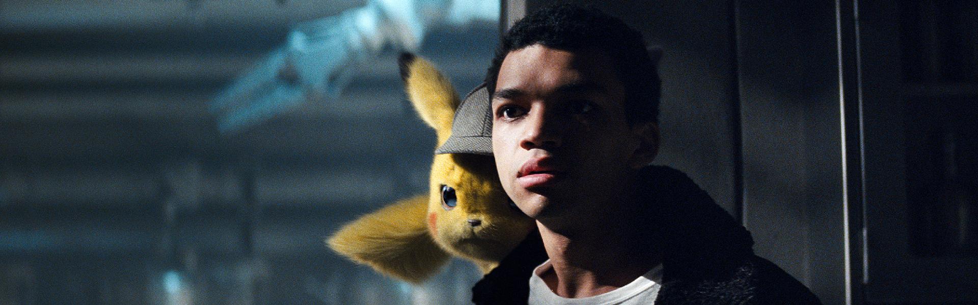 Pokémon Detektyw Pikachu <span>(dubbing)</span>