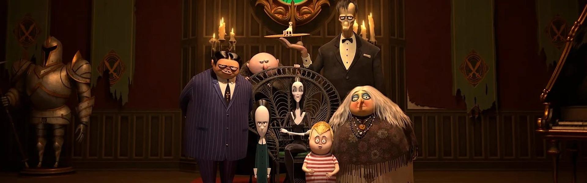 Rodzina Adamsów 2 <span>(dubbing)</span>